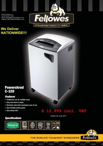 Powershred C-320C.pdf - papershredders.co....