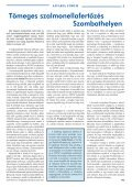 JÁRÓLAPOK CSEMPÉK FÜRDŐSZOBA- BERENDEZÉSEK - Savaria Fórum - Page 3