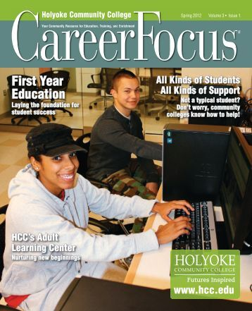 First Year Education - Holyoke Community College
