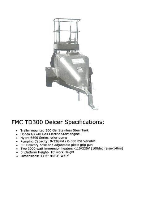 File: 590_Deicer Trump TD-300 pdf - Aeroservicios