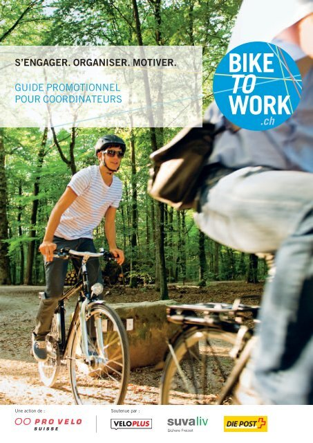 guide promotionnel pour coordinateurs s'engager ... - Bike to work