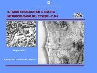 PS5 - Autorità di Bacino del fiume Tevere
