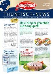 Thunfisch-Salat - Saupiquet