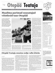 Proov esi.indd - Otepää vald