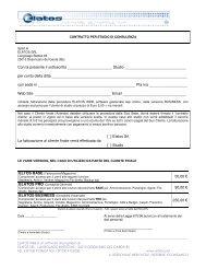 Contratto Studi - Elatos web