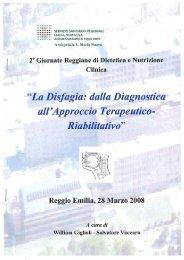 Atti del Corso - Biblioteca Medica
