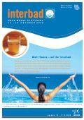 Sauna & Bäderpraxis 1/2008 - Trotz Krankheit in die Sauna - Seite 4