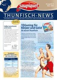 THUNFISCH-NEWS - Saupiquet