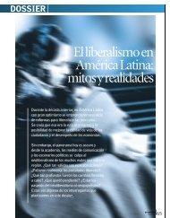 El liberalismo en América Latina: mitos y realidades - Instituto de ...
