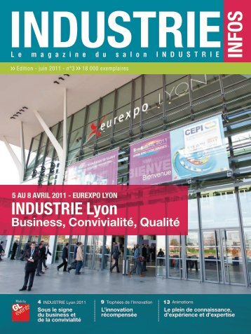 INDUSTRIE Lyon - Industrie-expo