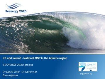 UK and Ireland - Seanergy 2020