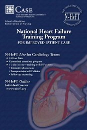 to download cardiology brochure in pdf format - n-heft national heart ...
