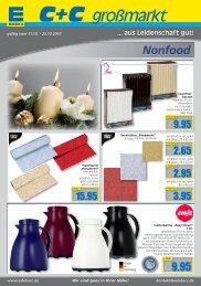 Nonfood - SB Union: Aktuelles
