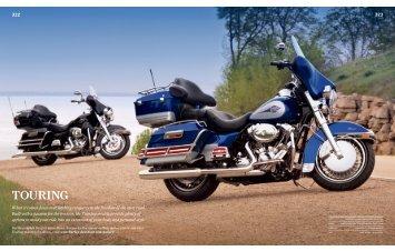touring - Shaw Harley-Davidson