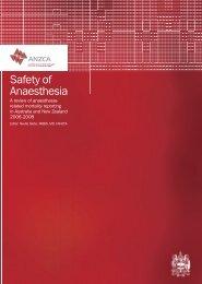 ANZCA Mortality Report FINAL.pdf - Australian and New Zealand ...