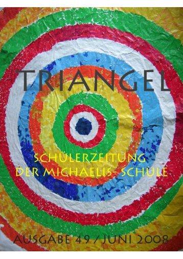 Triangel Schülerzeitung - Michaelis-Schule