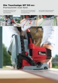 MT 55 cc präziseflexibelkomfortabelkraftvollvielseitig Tauchsäge MT ... - Seite 2