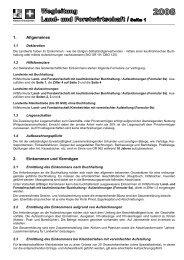Wegleitung Land- und Forstwirtschaft - Kantonale Steuerverwaltung ...