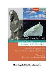 Materialpaket für Grundschulen - Overbeck-Museum