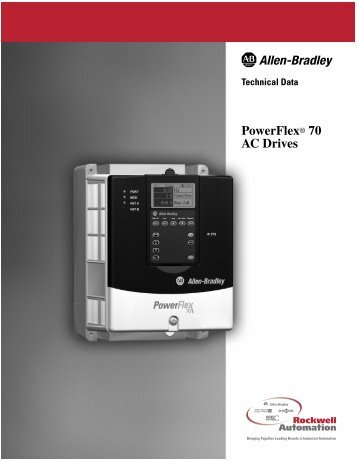 PowerFlex® 70 AC Drives