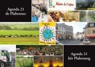 Agenda 21 de Plabennec Agenda 21 kêr Plabenneg