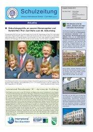 Philippinische Lehrer zu Gast an der SIS - Saxony International School