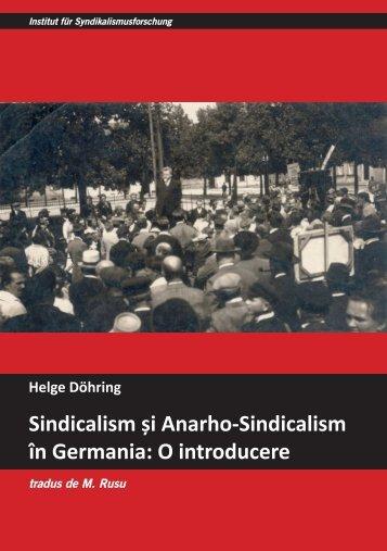synrom.indd 2 - Institut für Syndikalismusforschung