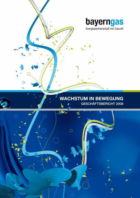 Geschäftsbericht 2008 (PDF) - Bayerngas GmbH