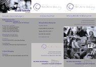 Mit uns in Schule, Beruf und Studium! Die Kölner Berufskollegs