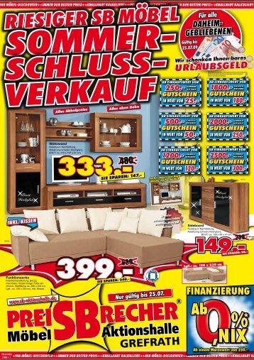 Grosser Grosser Sb Lagerkauf