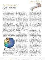Type 1 diabetes - Sanford Research