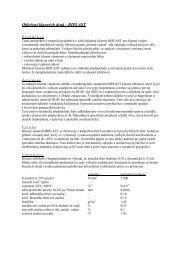 Katalog - Technická data (0,1 MB) - VeeM TRADING sro