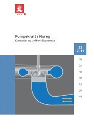 RAPPOR T Pumpekraft i Noreg