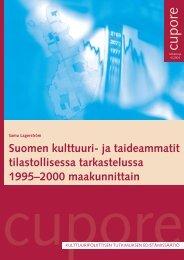 Julkaisu PDF -muodossa - Cupore