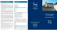 Informationsflyer - ED Computer & Design GmbH & Co. KG
