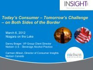 Today's Consumer - Tomorrow's Challenge - Grape Growers of ...