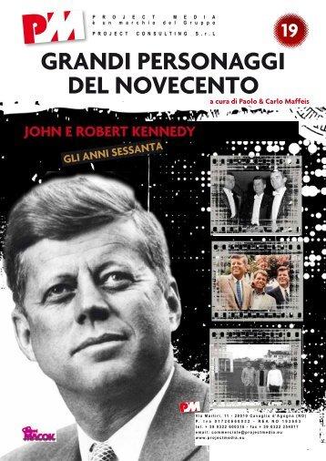 GRANDI PERSONAGGI DEL NOVECENTO - Project Media