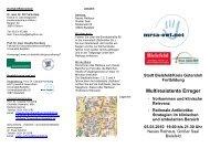 Informationen - MRE-Netzwerk Nordwest