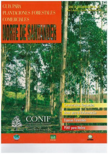 Guia para Plantaciones Forestales Comerciales: Norte de ... - ITTO