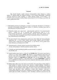 č.j. 007 EX 4109/08 - Exekutorský úřad Hodonín
