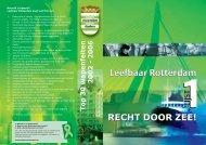 RECHT DOOR ZEE! - Leefbaar Rotterdam