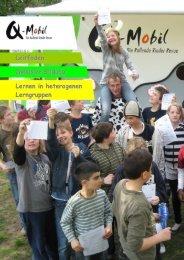 Leitfaden für Schulen - Das Q-Mobil