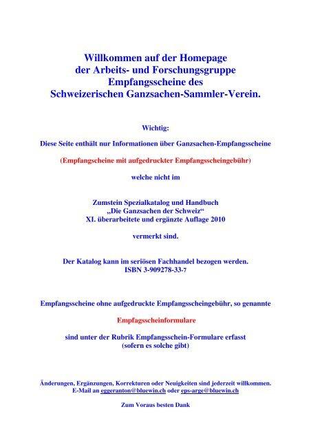 Formular Nr. 3150 – französisch - Schweizerischer Ganzsachen ...