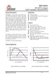 General Description Application Features Typical ... - Shoptronica