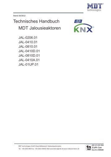 MDT Jalousieaktor