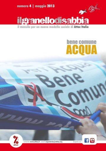 Versione per la stampa - Attac Italia