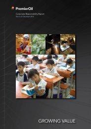 2012 Corporate Responsibility Report - PrecisionIR
