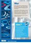 Broschüre Industriedichtungen - Eriks - Seite 2