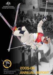 2006 - Ski & Snowboard Australia