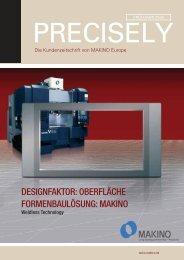 customer solution - Makino Europe GmbH